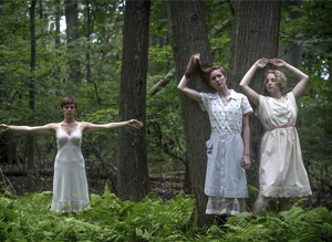 bad woods by m west dances - costumes by Hey Viv !