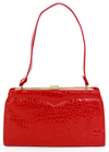 Rockabilly Red Purse