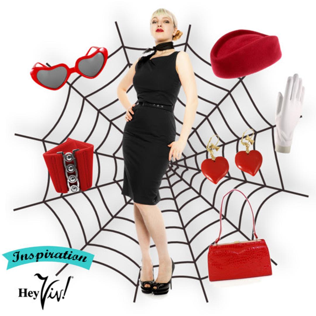 Halloween Inspiration at Hey Viv !