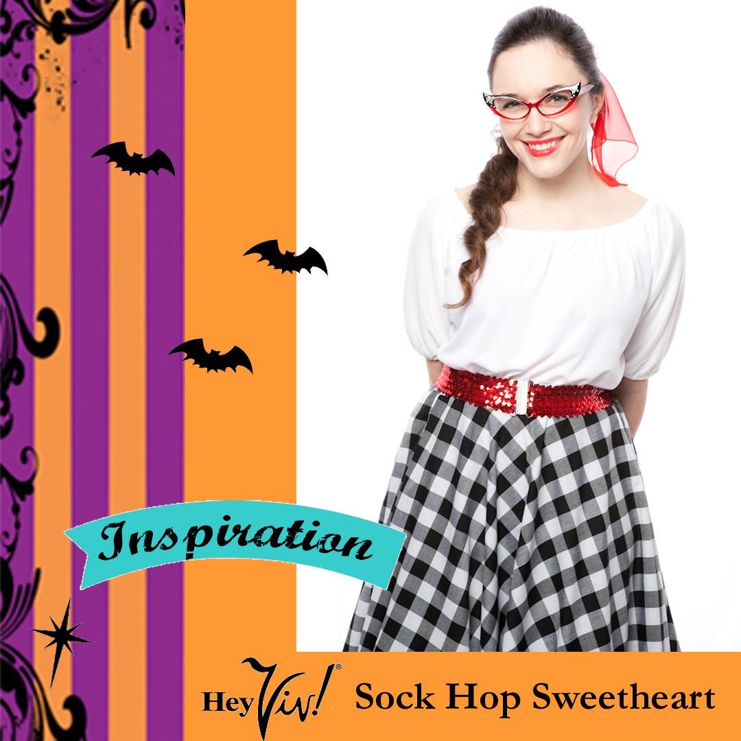 Hey Viv Halloween Swing