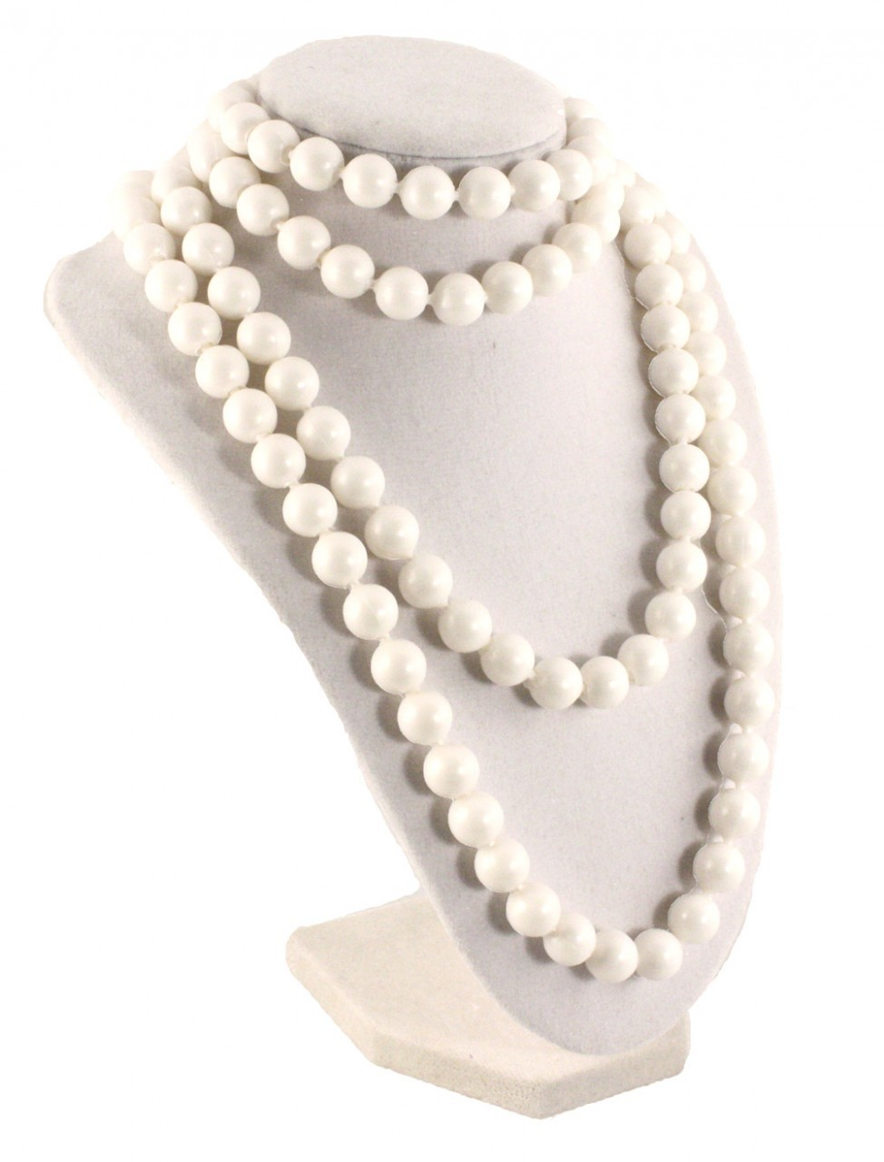 Wholesale White Pearl Pop Beads at Hey Viv !